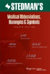 Stedman's Medical Abbreviations, Acronyms and Symbols, Fourth Edition on CD-ROM - Lippincott Williams & Wilkins, Stedman's