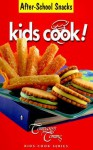 Kids Cook After School Snacks - Jean Paré