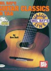 Mel Bay's Guitar Classics in Tab [With CD] - Ben Bolt