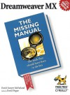 Dreamweaver MX: The Missing Manual: The Missing Manual - David Sawyer McFarland