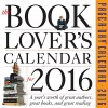 The Book Lover's Page-A-Day Calendar 2016 - Workman Publishing