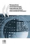 Perspectives D'Investissement International 2007: Libert D'Investissement Dans Un Monde En Changement - OECD/OCDE