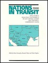 Nations in Transit--1998: Civil Society, Democracy and Markets in East Central Europe and Newly Independent States - Adrian Karatnycky, Alexander J. Motyl, Charles Graybow
