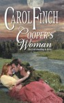 Cooper's Woman - Carol Finch