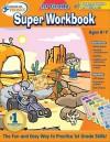 Hooked on Phonics 1st Grade Super Workbook - Hooked on Phonics