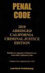 Penal Code Abridged 2010 - Lawtech Publishing Company
