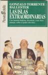 Las islas extraordinarias - Gonzalo Torrente Ballester
