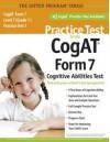 Practice Test for the CogAT® Form 7 Level 7 (Grade 1*) Practice Test 1 - Mercer Publishing