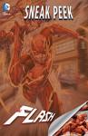 DC Sneak Peek: The Flash (2015) #1 - Van Jensen, Robert Venditti, Brett Booth