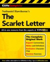 Cliffs Complete on Nathaniel Hawthorne's The Scarlet Letter - Karin Jacobson, Cliffs Notes