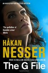 The G File (The Van Veeteren Series) - Hakan Nesser