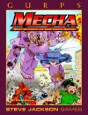Gurps Mecha: Mighty Battlesuits and Anime Fighting Machines - David L. Pulver