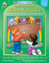 Dot-to-Dot Bible Pictures, Grades 1 - 3: Make Personal Connections to God's Word! - Carson-Dellosa Christian Publishing, Carson-Dellosa Christian Publishing Co., Inc.