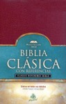 RV 1909 Classic Reference Bible (Burgundy Imitation Leather - Indexed) - Broadman and Holman Espanol Editorial Staff, Broadman and Holman Espanol Editorial Staff