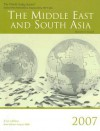 The Middle East And South Asia 2007 (World Today Series Middle East And South Asia) - Malcolm B. Russell