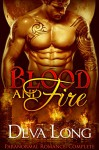Paranormal Romantic Suspense: Blood and Fire: Hot Paranormal Romance - Deva Long, Satyr Designs