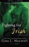 Fighting for Irish (Fighting for Love) (Volume 3) - Gina Maxwell