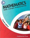 Math Workbooks: Mathematics: Skills, Concepts, Problem Solving, Level C - 3rd Grade - continental press