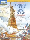 BOOST Statue of Liberty and Ellis Island Coloring Book - A.G. Smith