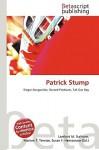 Patrick Stump - Lambert M. Surhone, VDM Publishing, Susan F. Marseken