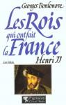 Henri II (Les Rois qui ont fait la France, #5) - Georges Bordonove