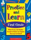 Practice & Learn: 1st (Trade Cover) - J.L. Smith, Barbara Wally, Chris Macabitas