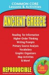 Common Core Lessons & Activities: Ancient Greece - Carole Marsh