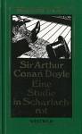 Eine Studie in Scharlachrot - Sherlock Holmes Werkausgabe - Romane 1 - Sir Arthur Conan Doyle