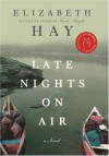 Late Nights on Air (Audio) - Elizabeth Hay, Paul Hecht