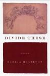 Divide These: Poems - Saskia Hamilton