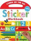Sticker Workbook - Katie Cox