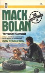 Terrorist Summit - Don Pendleton, Steven M. Krauzer