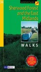 Sherwood Forest & the East Midlands Walks - Jarrold Publishing
