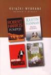 Pompeje; Między siostrami; Paranoja; Ślub - Robert Harris, Kristin Hannah, Nicholas Sparks, Joseph Finder