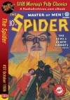 Spider #37 October 1936 (The Spider) - Grant Stockbridge, Radio Archives, Will Murray