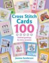 Cross Stitch Cards 100 - Joanne Sanderson, Joanne Sandersen