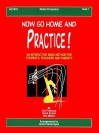 Now Go Home and Practice Book 1 Mallet Percussion: Interactive Band Method for Students, Teachers & Parents - Jim Swearingen, James Probasco, David Grable
