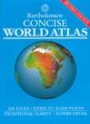 Bartholomew Concise World Atlas - Bartholomew