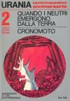 Quando i neutri emergono dalla Terra - Cronomoto - Bob Shaw, Beata della Frattina, Lia Volpatti