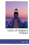 Letters of Humphery Prideaux - John Ellis