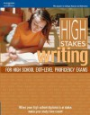 High Stakes: Writing 1st Ed - Candace S. Baker, Candace Baker, Candace S. Baker
