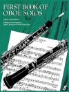 First Book of Oboe Solos - Janet Craxton, Alan Richardson