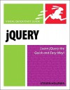 jQuery: Visual QuickStart Guide - Steven Holzner