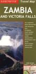 Zambia and Victoria Falls Travel Map - Bruce Elder