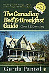 Canadian Bed and Breakfast Guide 1997-1998: 1997-1998 Edition - Gerda Pantel