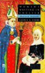 Women's Writing In English: Medieval England - Laurie Finke