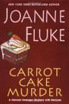 Carrot Cake Murder (Audio) - Joanne Fluke, Suzanne Toren