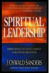Spiritual Leadership - J. Oswald Sanders