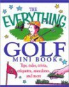 The Everything Golf Mini Book - Rich Mintzer