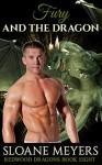 Fury and the Dragon (Redwood Dragons Book 8) - Sloane Meyers